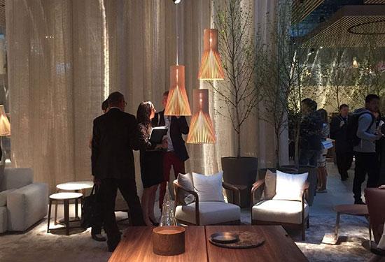 设计潮湃 直击2015米兰家具展