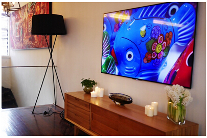 采访AIRBNB设计师:与设计风格相符的电视很重北京家居装修设计网图片
