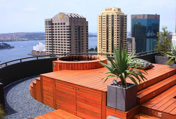 别墅顶楼屋顶设计方案 别墅顶楼屋顶设计效果图