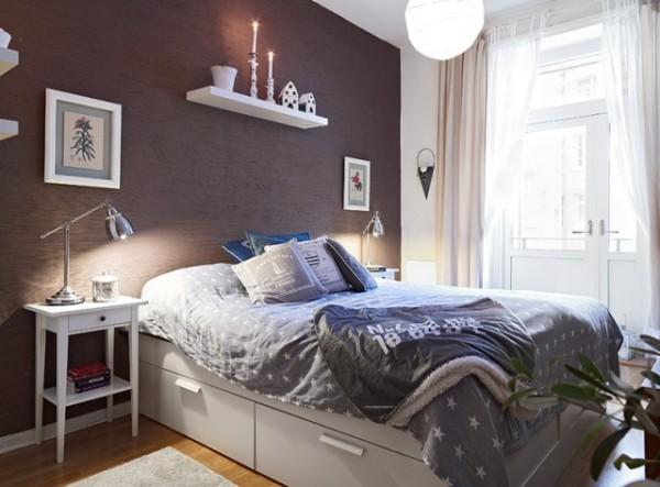 【美亚迪家居分享】三室一厅60平小户型装修设计的极品小窝