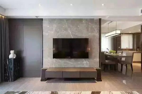 主要看气质的电视背景墙,你选对了吗?