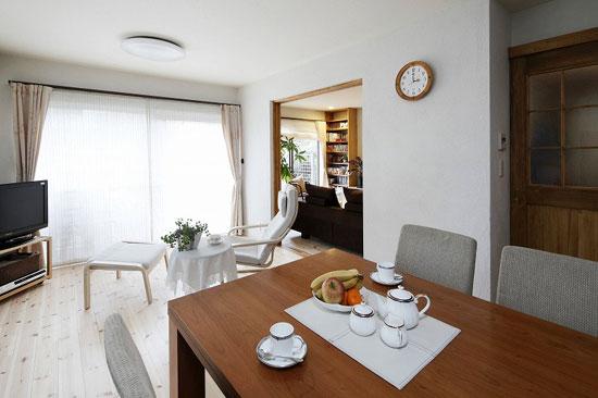 日式风格装修设计 让你的家更贴近自然