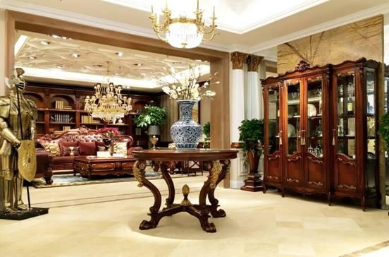 经销商聚焦大风范欧式家具