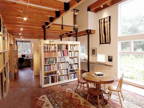 5款室内隔断创意设计 隔出家的最大空间图片