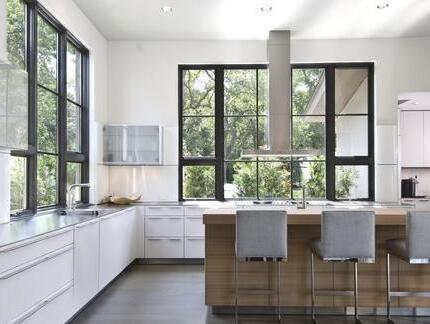 有窗户的厨房如何装修设计?