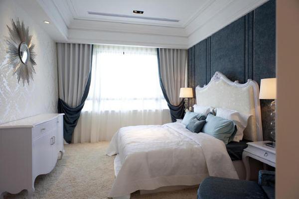 460平简欧风格别墅室内装修设计效果图案例