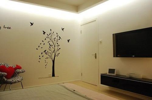 小户型住宅室内设计技巧及效果图案例