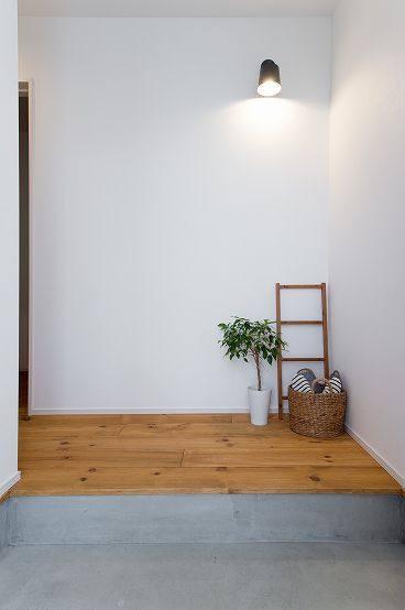 房子玄关的地台造型、卫生间四式分离,太强了!
