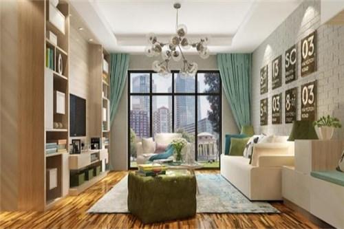 小户型客厅装修效果图 5款实用兼美观两不误的设计