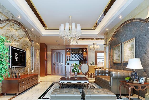 以上就是小编为大家介绍的客厅墙面用什么材料好,客厅墙面装修效果