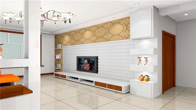 二层套房设计图