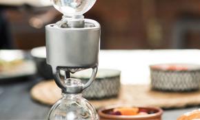 冰滴咖啡新神器 用大气压力萃取浓醇风味