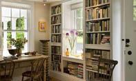 见缝插针的书架 9个阅读区的无限可能