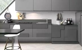 一个漂亮橱柜,惊艳整个厨房!
