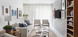 里约热内卢 120平米中性现代公寓