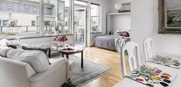 同是小公寓,一间北欧,一间现代轻奢